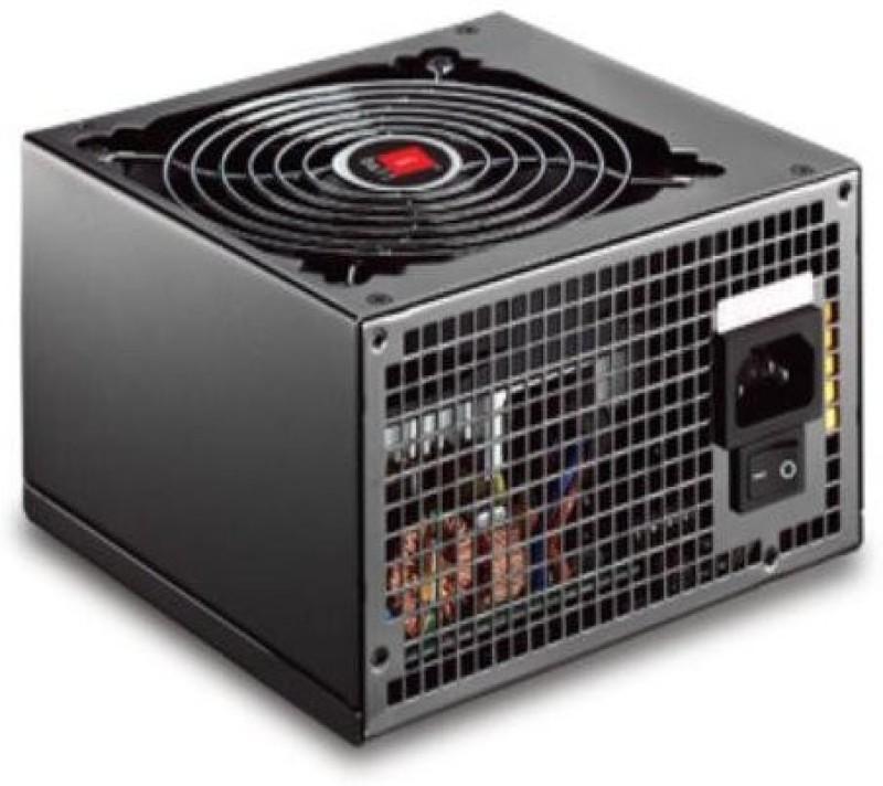 Iball Marathon 500W Peak Power Supply 500 Watts PSU(Black)