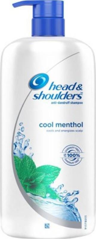 head & shoulder cool menthol shampoo(675 ml)