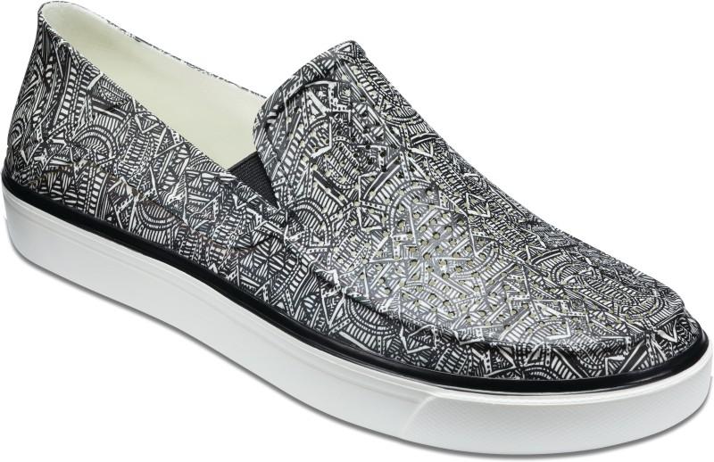 8f9e0658230d Crocs Crocs CitiLane Roka Graphic Slp M Casuals For Men(Black)