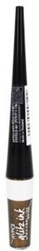Maybelline New York Hyper Ink Glitz Ink Eye Liner, Stardust Gold 1.5g 1.5 g(Stardust Gold)
