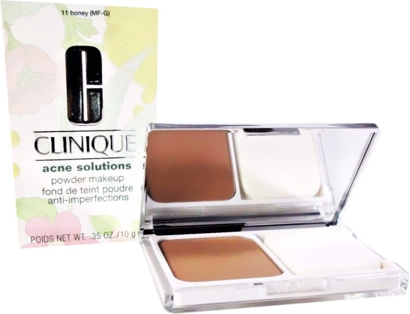 Clinique Acne Solutions Foundation(Ginger, 10 g)