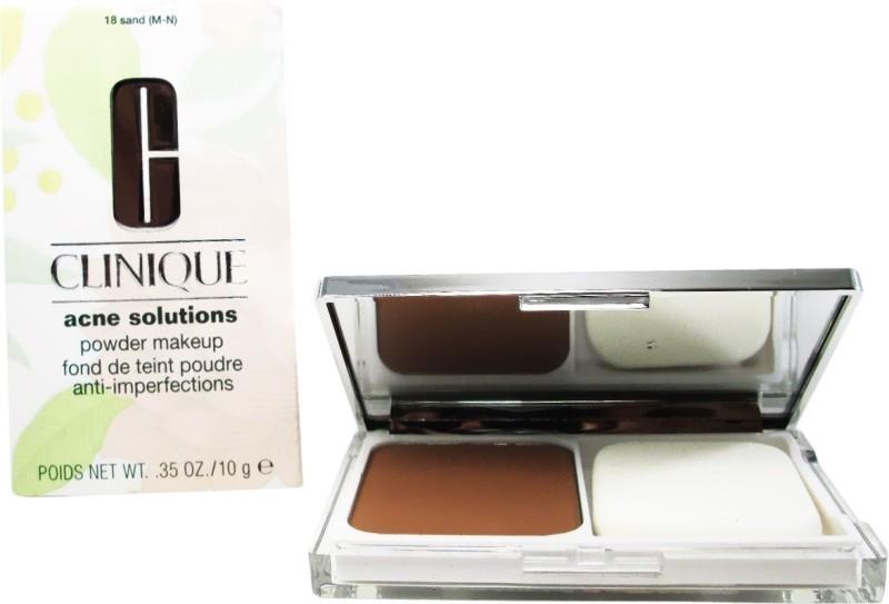 Clinique Acne Solutions Foundation(18 Sand, 10 g)