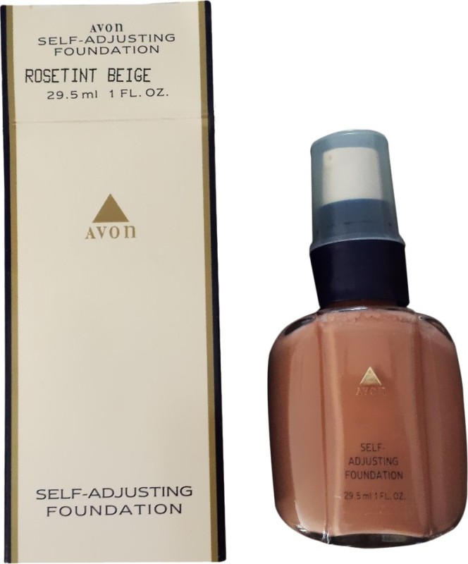 Avon Self Adjusting Foundation(Rosetint Beige, 30 ml)