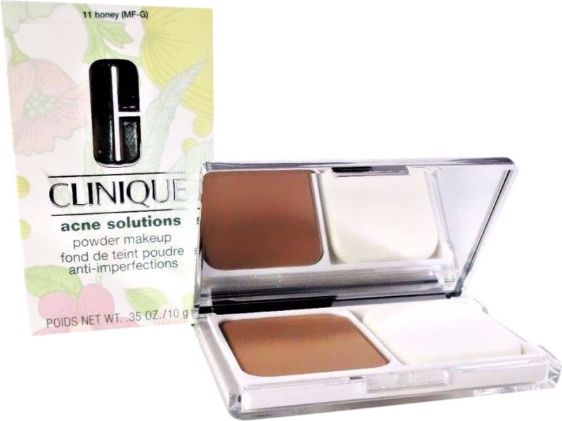 Clinique Acne Solutions Foundation(Honey, 10 g)