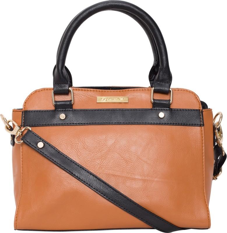 Beloved Women Tan Hand-held Bag