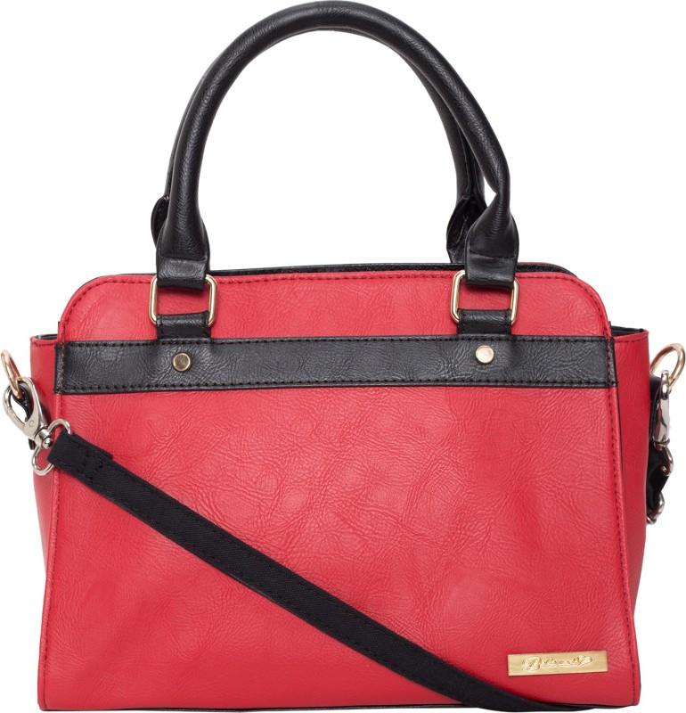 Beloved Women Red Hand-held Bag