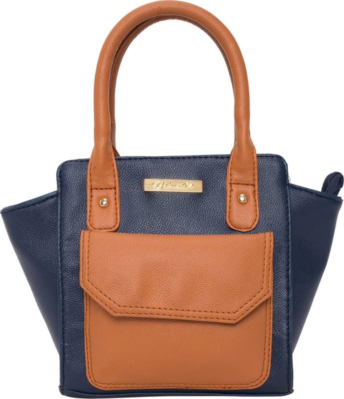Beloved Women Tan, Blue Shoulder Bag