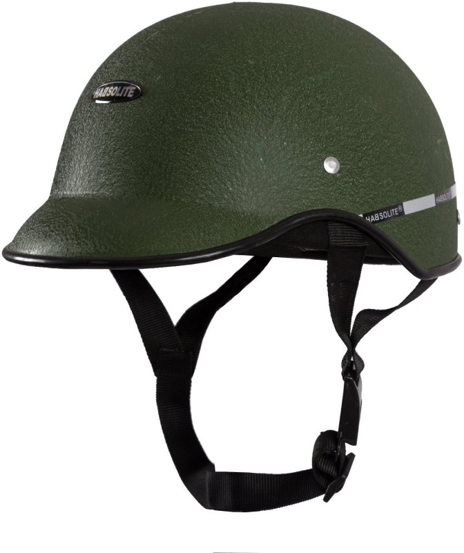 MOTOFY Habsolite All Purpose Motorbike Helmet(Green)