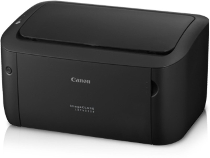 Canon 6030B Single Function Printer(Black)