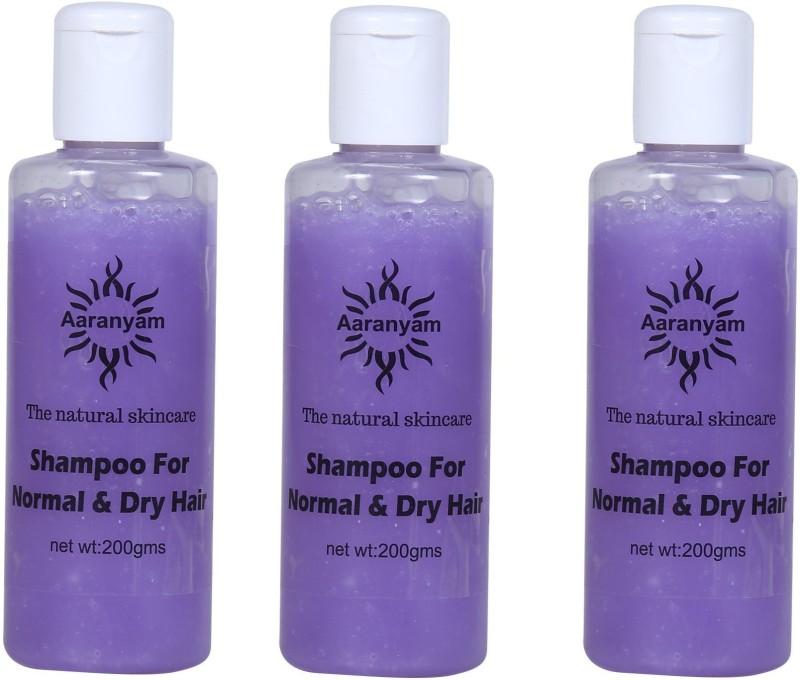 Aaranyam SHAMPOO FOR NORMAL & DRY HAIR(600)