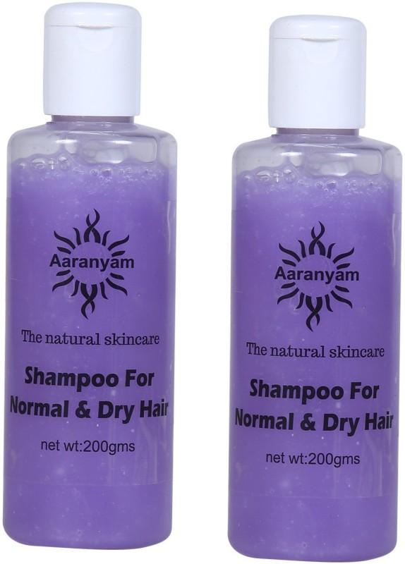 Aaranyam SHAMPOO FOR NORMAL & DRY HAIR(400 ml)