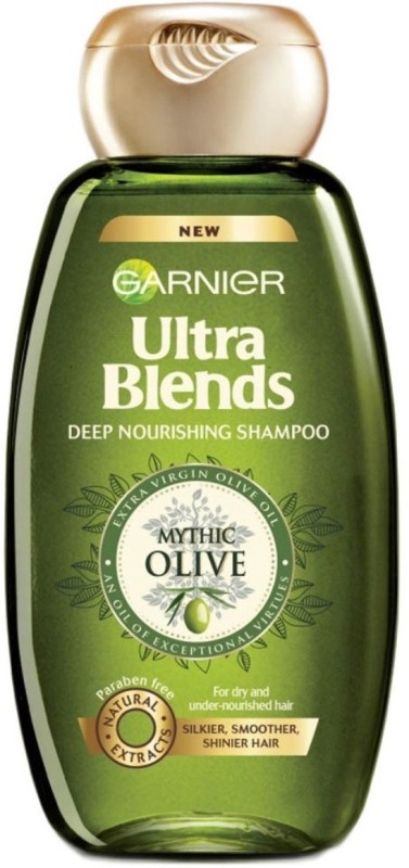 Garnier New Ultra Blends Mythic Olive, Deep Nourishing Shampoo(360 ml)