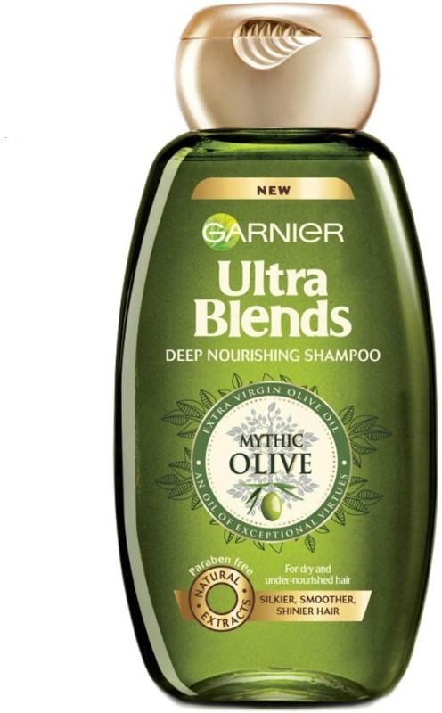 Garnier New Ultra Blends Mythic Olive, Deep Nourishing Shampoo(180 ml)