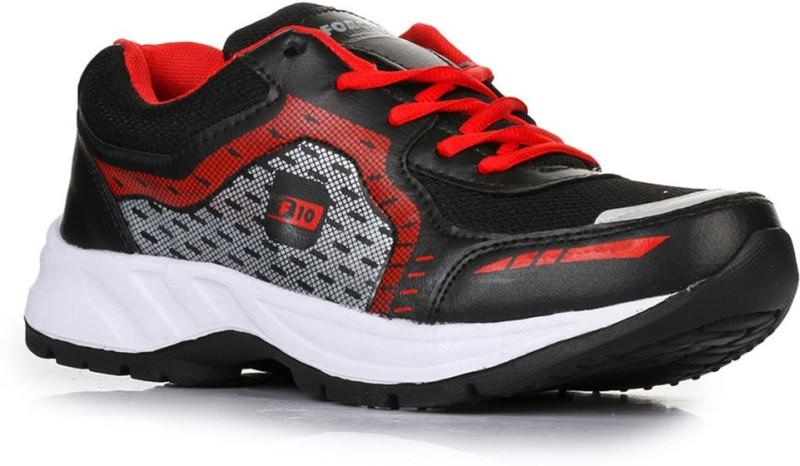 Liberty Force 10 Running Shoes For Men(Red)