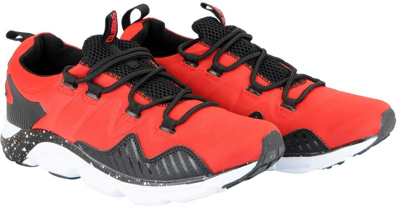 Columbus ARMY 2 Mesh Running Training & Gym Shoes For Men(Red)