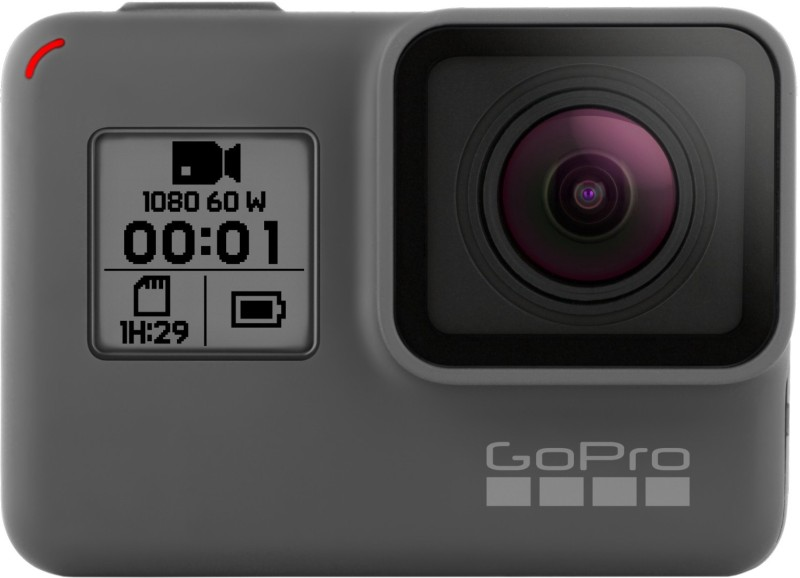 GoPro Hero Sports and Action Camera(Black 10 MP)