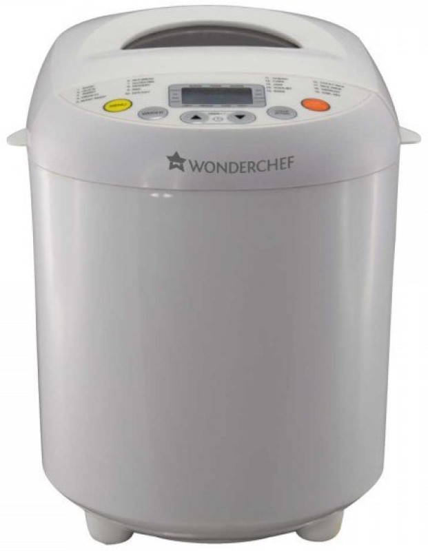 Wonderchef 8904214704063 Bread Maker(White)
