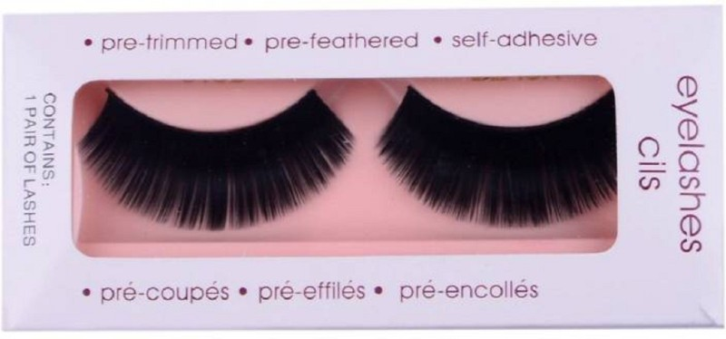 Confidence Eyelashes For Women And Girls For Party Make Up(Pack of 2)