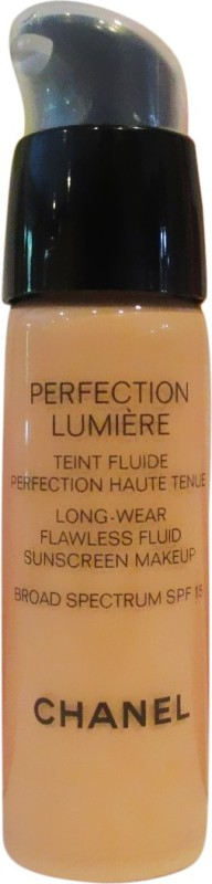 Chanel Perfection Lumiere Foundation(12 Beige Rose, 21 ml)