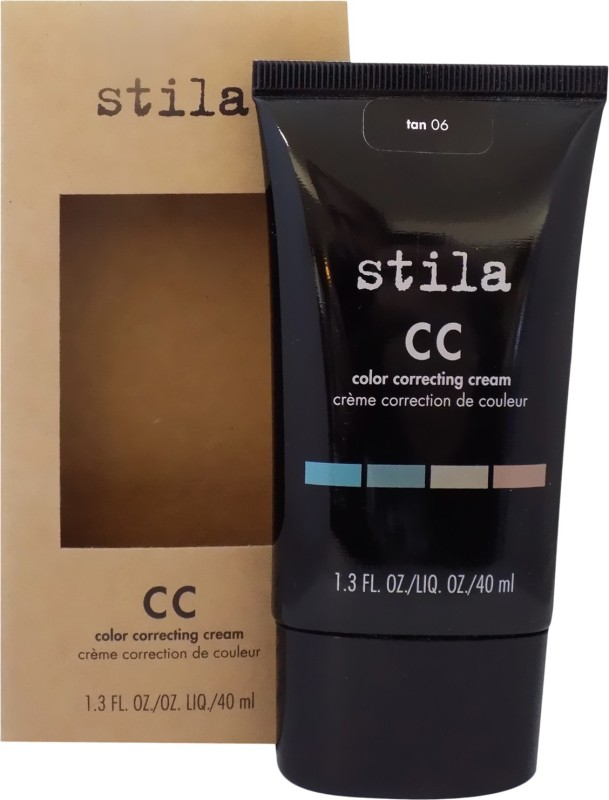 Stila Color Correcting Foundation(6 Tan, 40 ml)