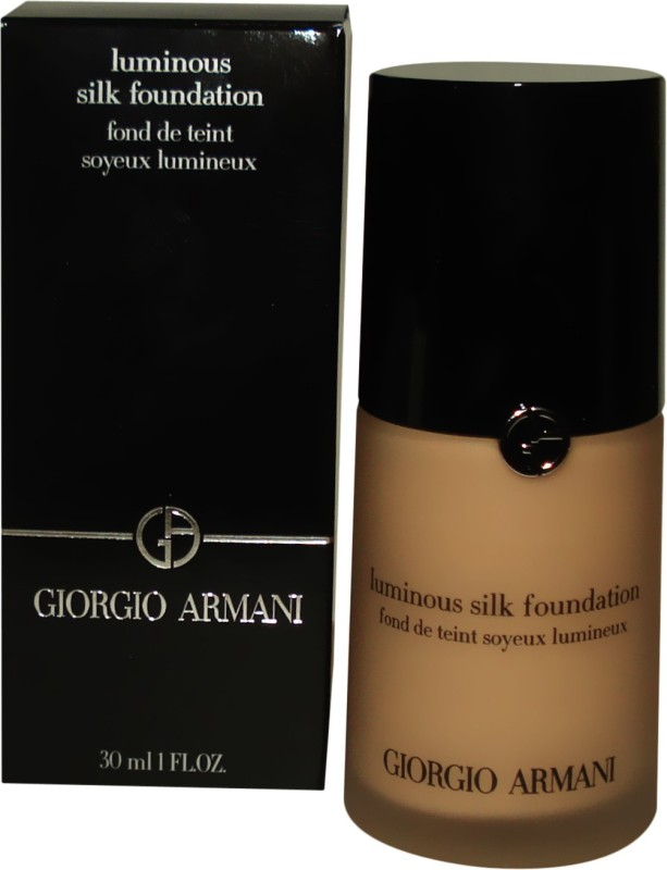 Giorgio Armani Luminous Silk Foundation(4 Ivory, 30 ml)