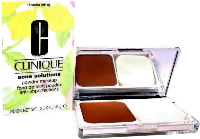 Clinique Acne Solutions Foundation(14 Vanilla, 10 g)