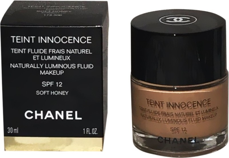 Chanel Teint Innocence Foundation(Soft Honey, 30 ml)