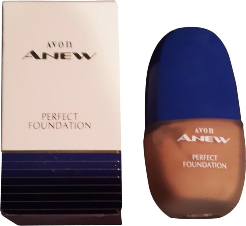 Avon Anew Perfect Foundation(Golden Beige, 30 ml)