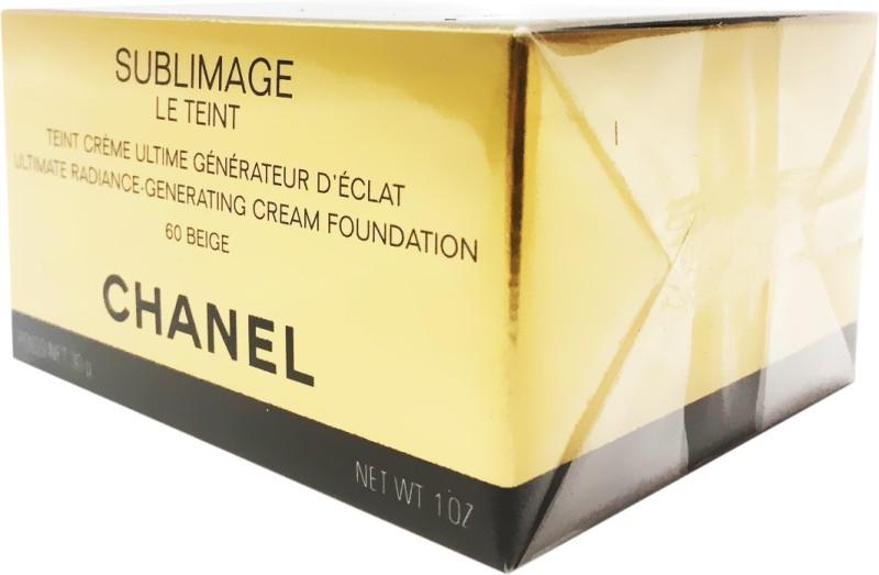 Chanel Sublimage Le Teint Foundation(Beige, 30 ml)