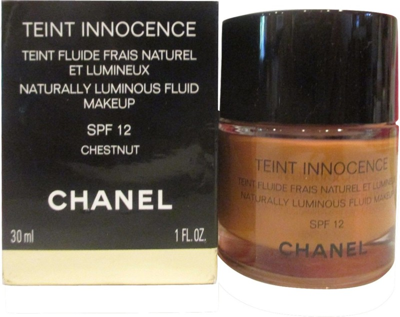 Chanel Teint Innocence Foundation(Chestnut, 30 ml)