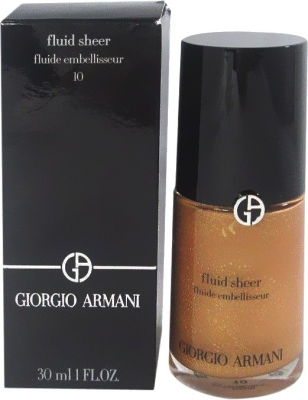 Giorgio Armani Fluid Sheer Foundation(Beige, 30 ml)