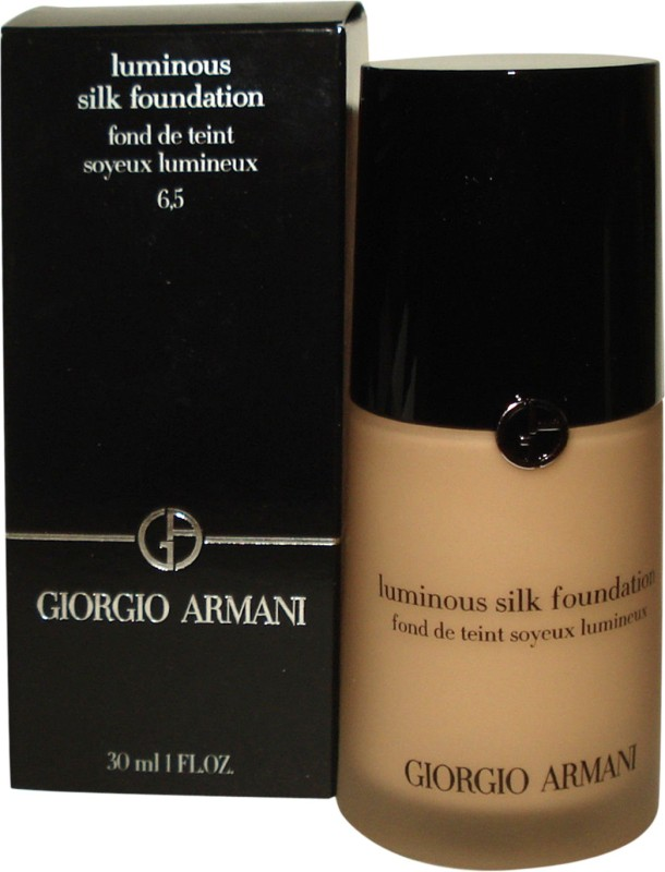 Giorgio Armani Luminous Silk Foundation( 6.5, 30 ml)