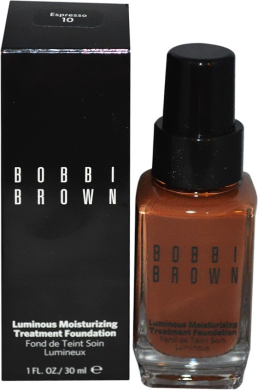 Bobbi Brown Luminous Moisturizing Foundation(10 Espresso, 30 ml)