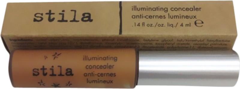 Stila Illuminating Concealing Foundation(Bronze, 4 ml)