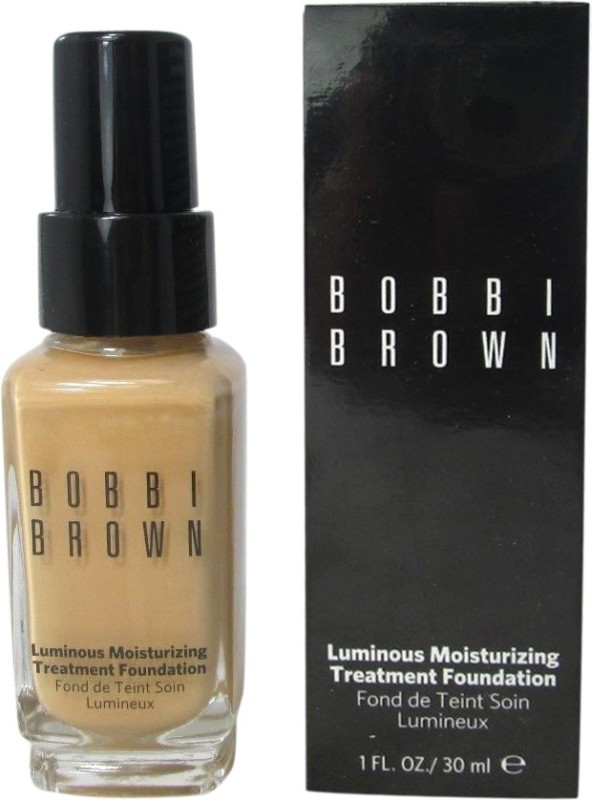 Bobbi Brown Luminous Moisturizing Treatment Foundation(Natural, 30 ml)