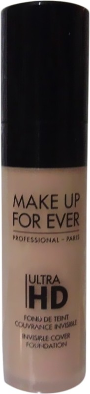 Make Up For Ever Ultra HD Invisible Cover Foundation(Fair, 5 ml)