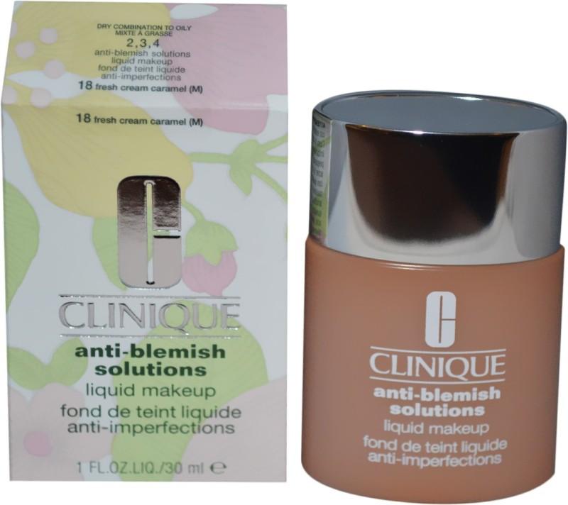 Clinique Anti Blemish Foundation(Caramel, 30 ml)