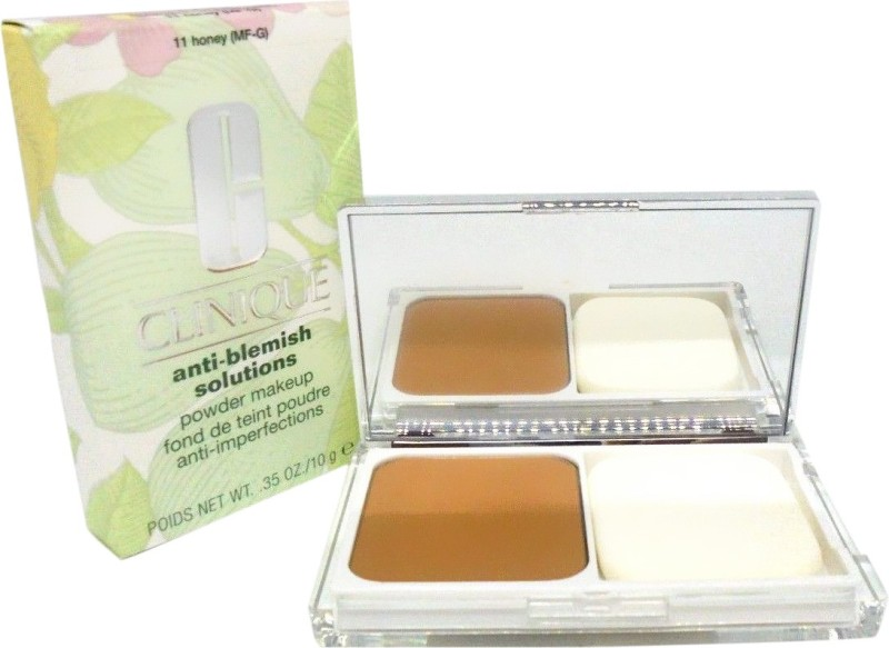 Clinique Anti-blemish Solution Foundation(11 Honey, 10 g)