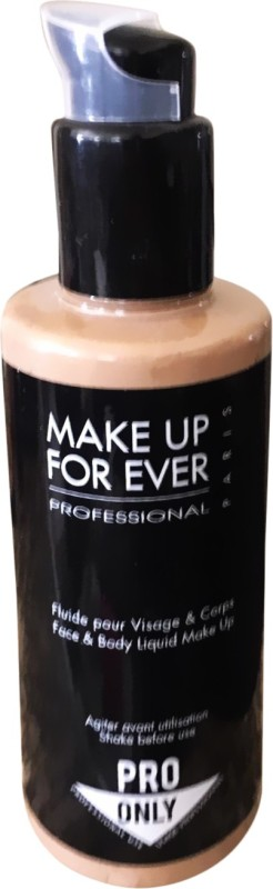 Make Up For Ever Pro Only Foundation(35 Beige, 190 ml)