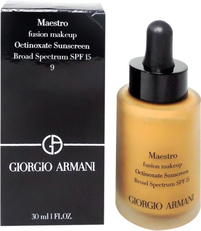 Giorgio Armani Octinoxate Foundation( 9, 30 ml)