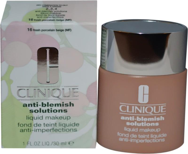 Clinique Anti Blemish Foundation(Porcelain Beige, 30 ml)