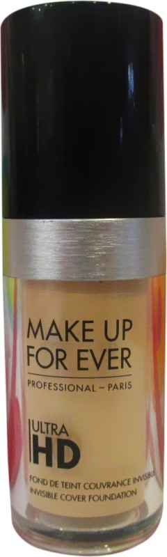 Make Up For Ever Ultra HD Invisible Cover Foundation(Y 214, 30 ml)