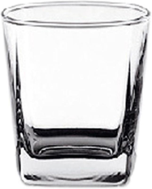 Ocean 1B11007 Glass Set(195 ML, Clear, Pack of 6)