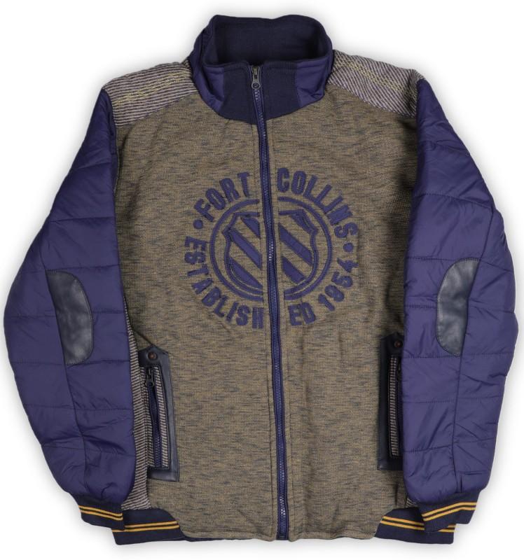 Fort Collins Full Sleeve Applique Boys Jacket