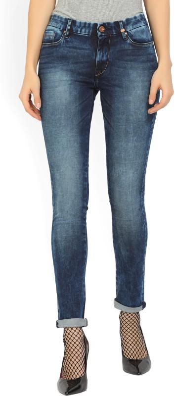 Lee Skinny Women Blue Jeans