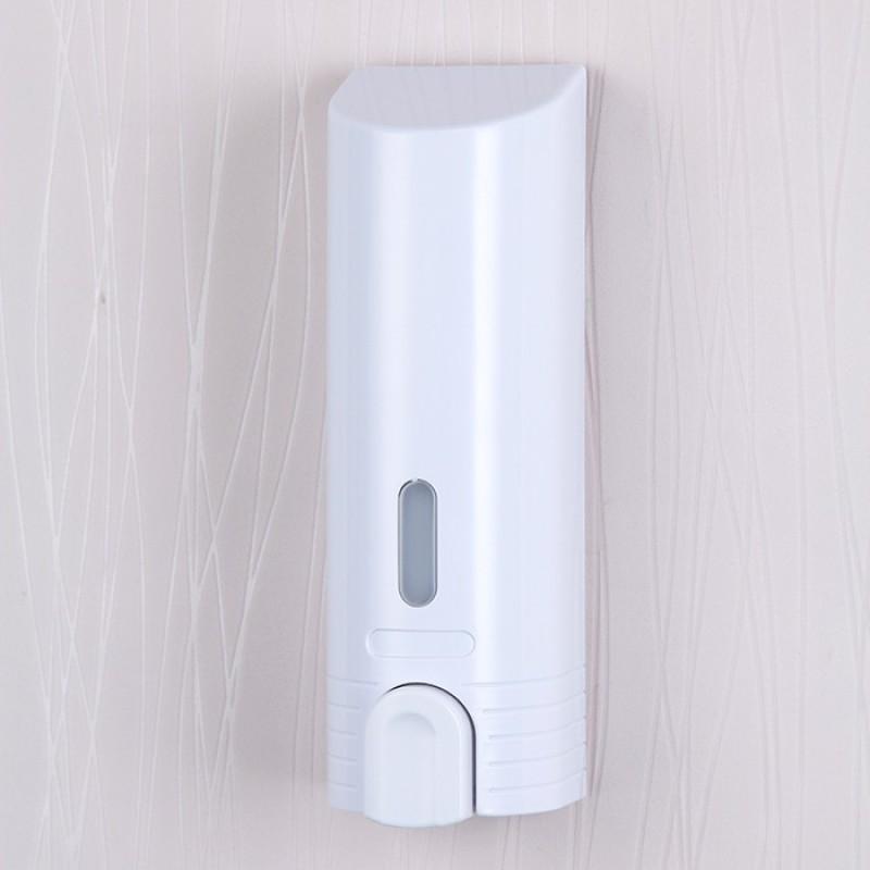 iTradeIMEX ITI- 300 ml Foam, Soap, Shampoo Dispenser(White)