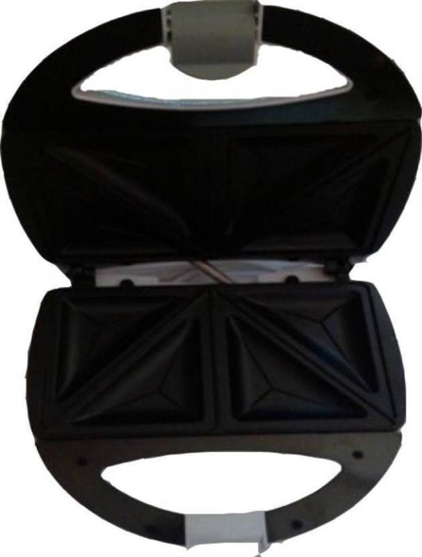 favy MULTI GRILL HEAVY SANDWICH MAKER Open Grill(Black)