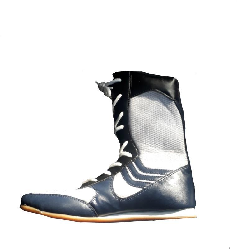STARPORT SPORTS Boxing & Wrestling Shoes For Men(Navy)