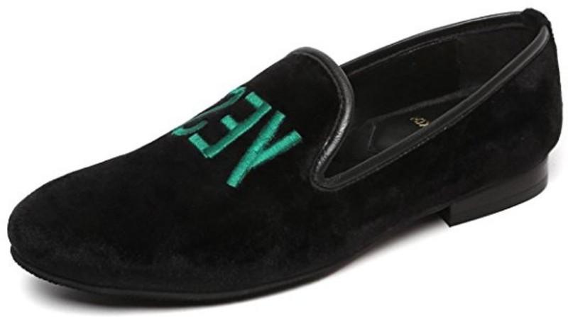 Bare Skin Loafers For Men(Black)