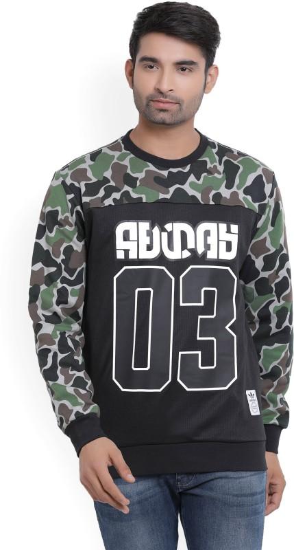 ADIDAS ORIGINALS Full Sleeve Printed Mens Sweatshirt